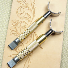 Brass Adjustable Swivel Knife