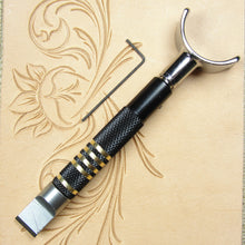 Striped Adjustable Swivel Knife