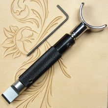 Black Adjustable Swivel Knife