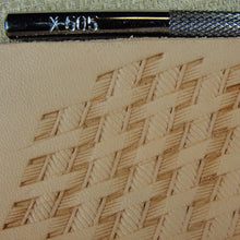 X505 Angled Rope Basket Weave