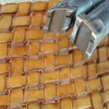 Angled Lattice Basket Weave Set