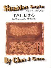 Sheridan Style Patterns for Checkbooks and Billfolds
