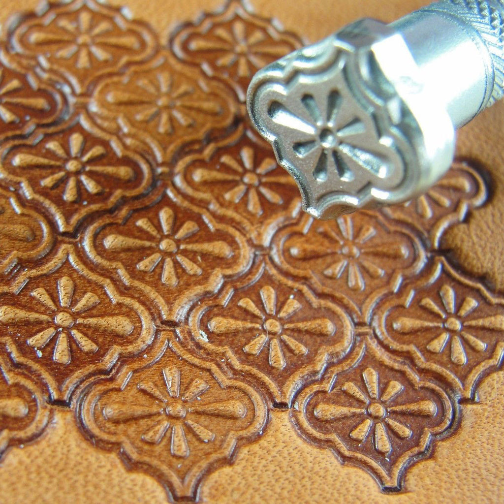 Geometric Leather Stamp James Linnell Pro Leather Carvers