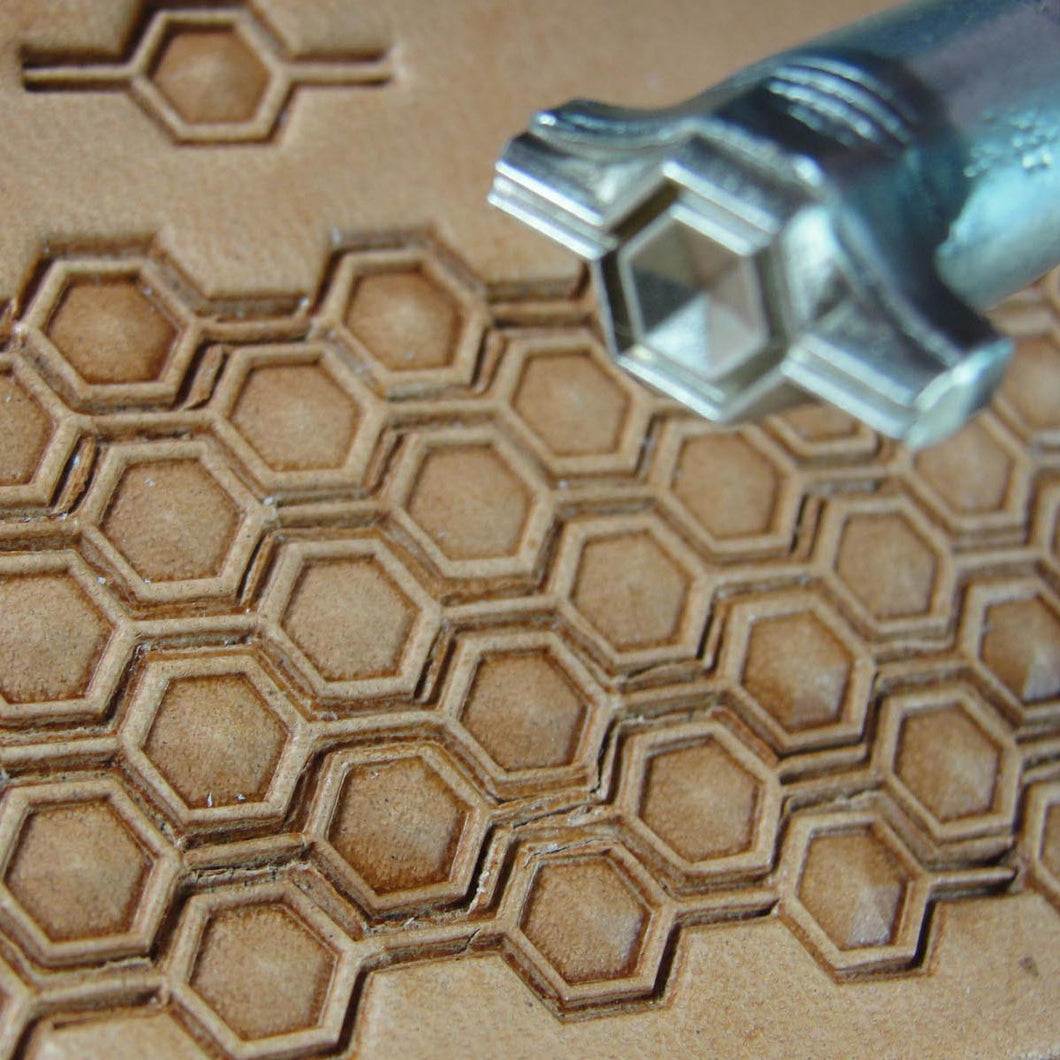 Hex Geometric Border