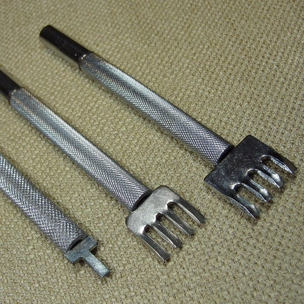 Thonging Chisel Set