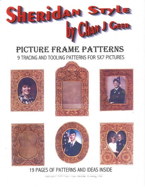 Sheridan Style Picture Frame Patterns