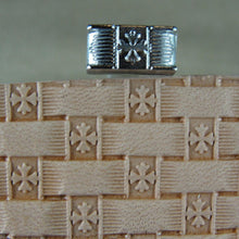 X2844 Cross Basket Weave