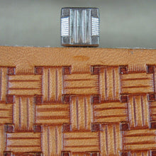 Lined Lattice Basket Weave