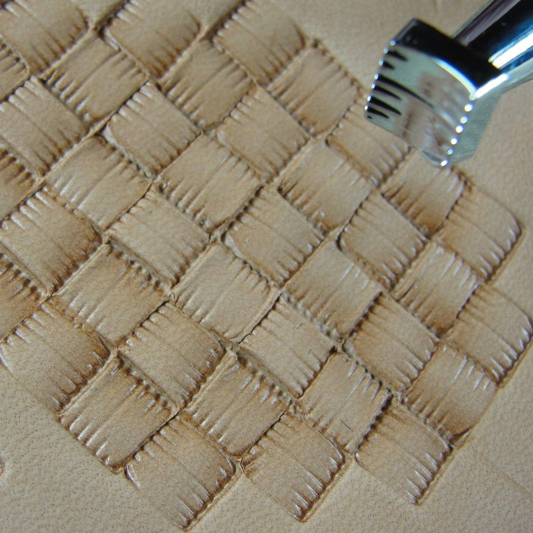 X506 Small Square Basket Weave