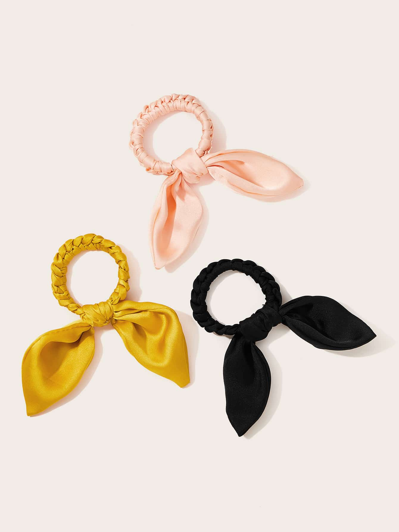 Bow Knot Scrunchie
