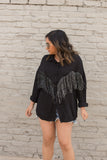 Dakota Fringe Blouse