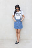Juniper Denim Skirt Overalls
