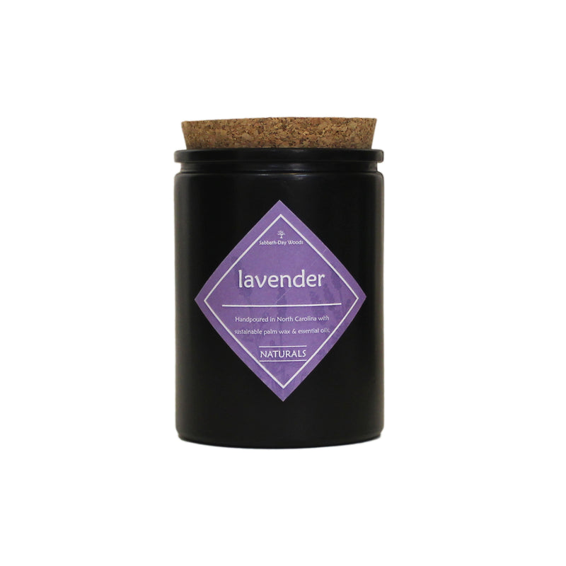 Lavender Fields Candle Tin