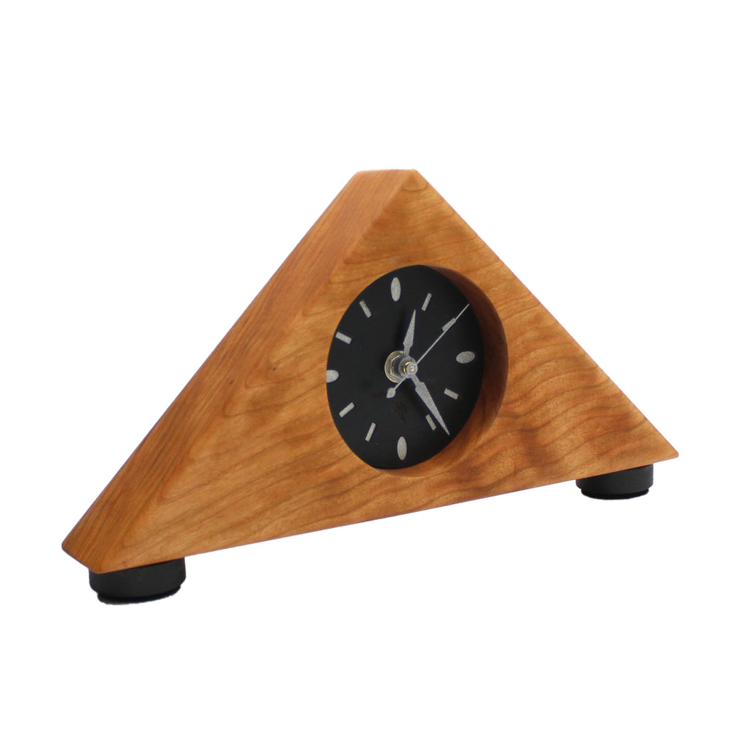 New Triangles Mantel Clock