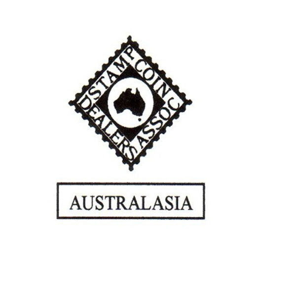 Member of the Stamp & Coin Dealers Association of Australasia (SCDAA)
