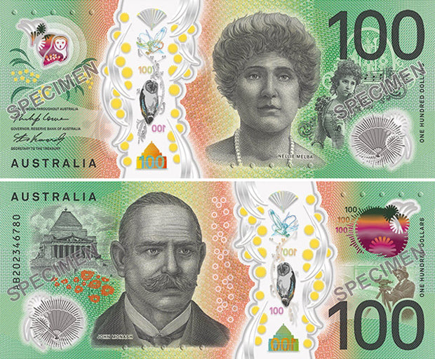 New $100 Banknote coming soon!