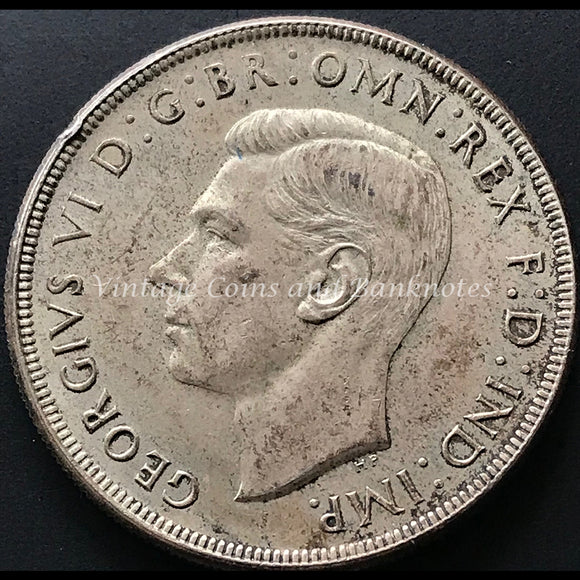 1937 Crown King George VI EF
