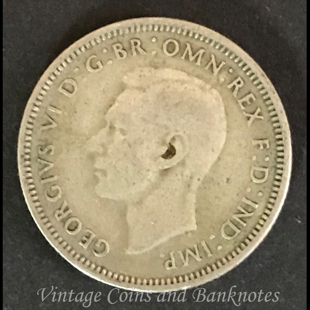 1946 Shilling George VI - Perth Mint