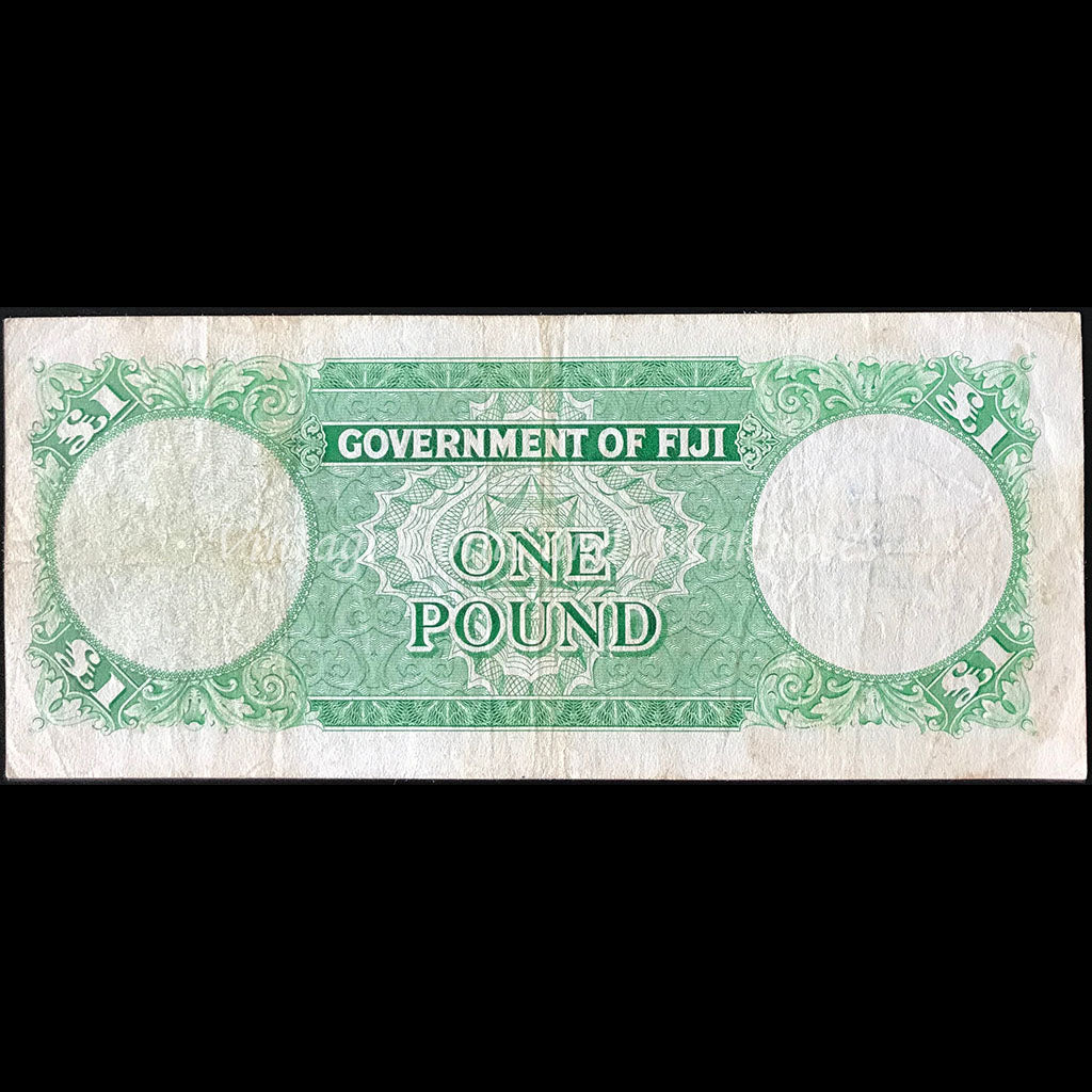 Fiji 1965 One Pound