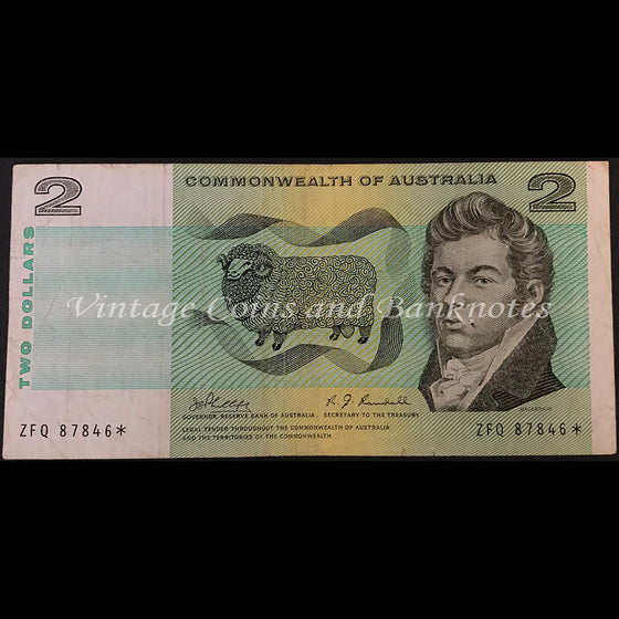 1968 Phillips Randall $2 Star Note gFine
