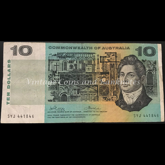 COLOMBIA NOTE $20 1972  UNC