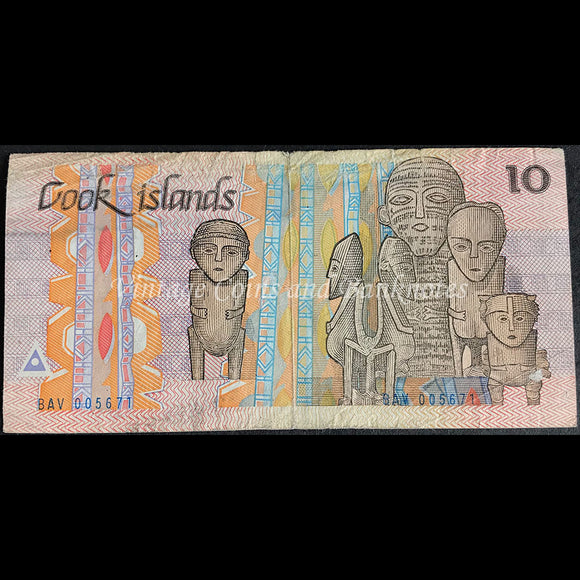 Cook Islands ND (1987) $10