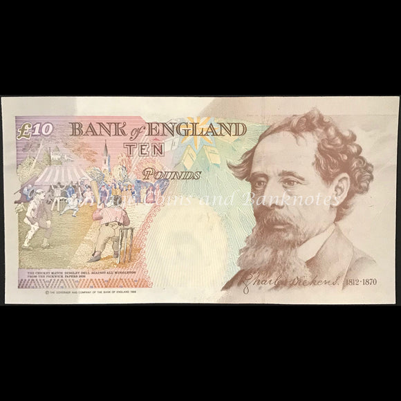 Great Britain 1992 10 Pounds UNC