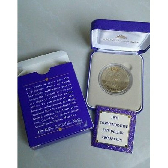 1994 $5 Commemorative Proof Coin