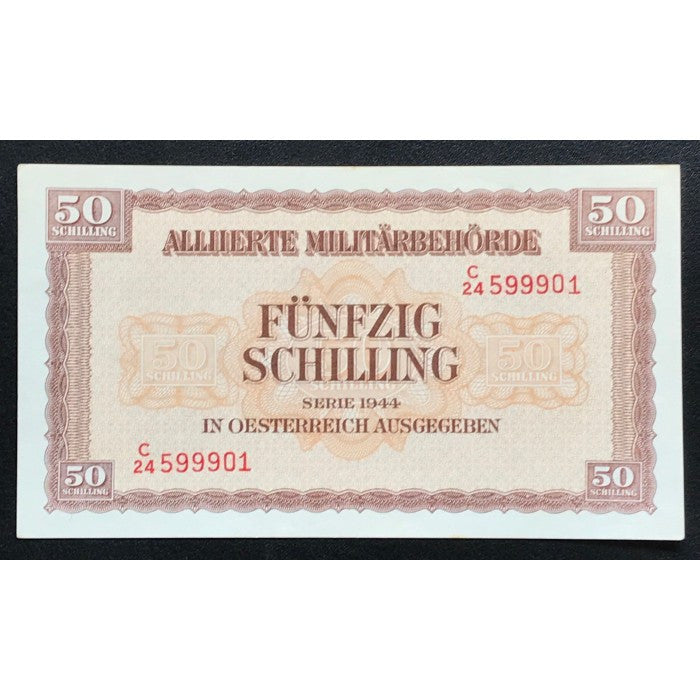 Allied Military Currency WWII