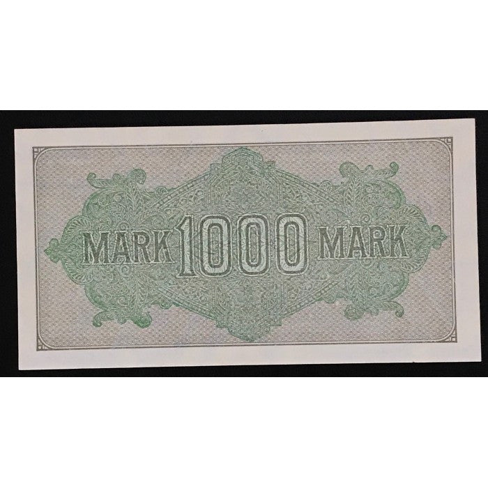 Germany 1922 Reichsbanknote 1000 Mark Star Note