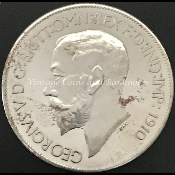 1910 British Crown George V Reproduction