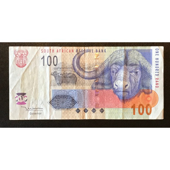 South Africa 2005 100 Rand