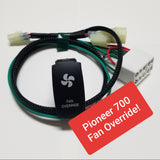 Honda Pioneer 700 Fan Override Switch