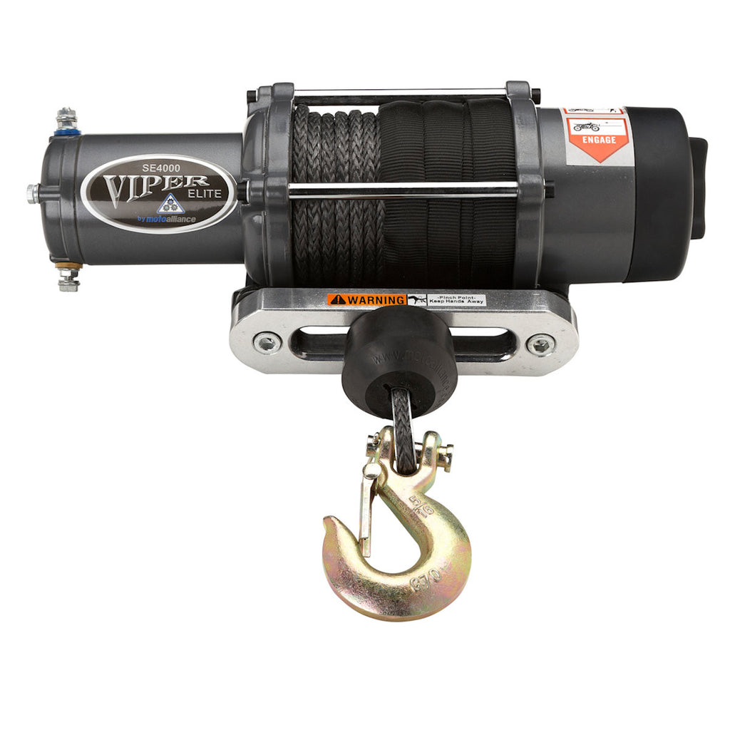 Viper UTV Winch - Elite Widespool