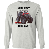 Long Sleeve T-Shirt - CUSTOM - Pioneer 700-4