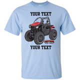 Pioneer 500 Custom T-Shirt - ON SALE