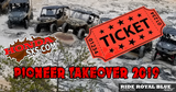 2019 PIONEER TAKEOVER - ADDITIONAL RAFFLE TICKETS!