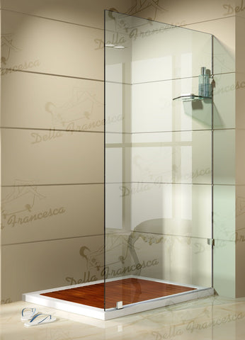 1200x900mm Walk In Wetroom Shower System By Della Francesca