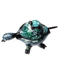 Turtle Dish and Dabber Set
