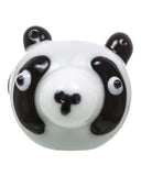 Panda Bear Glass Pipe