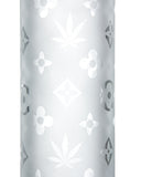 "12"" LV Pattern Straight Tube WHITE"