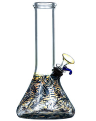 "8"" Raked Beaker Water Pipe"