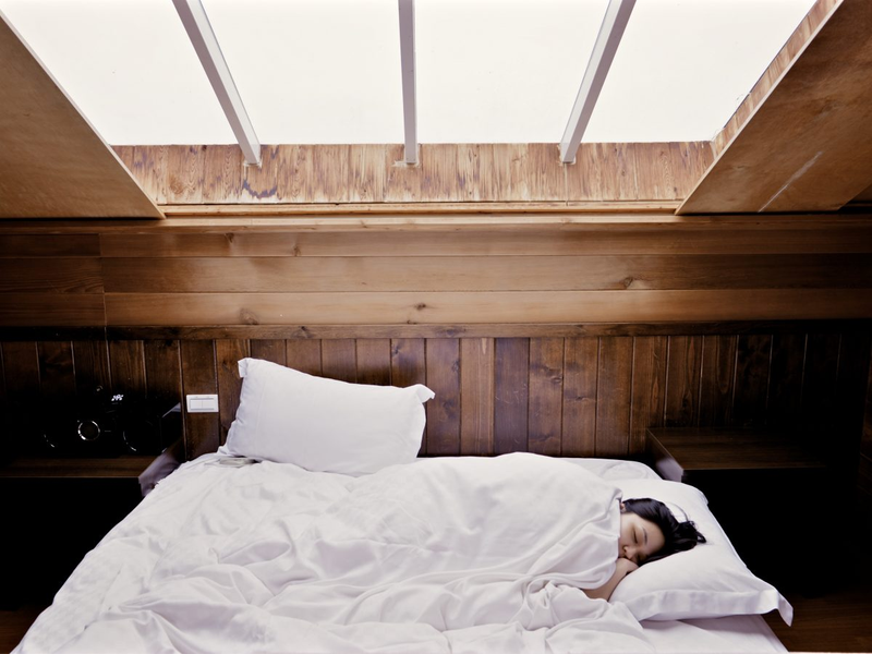 6 tips for a better night's sleep