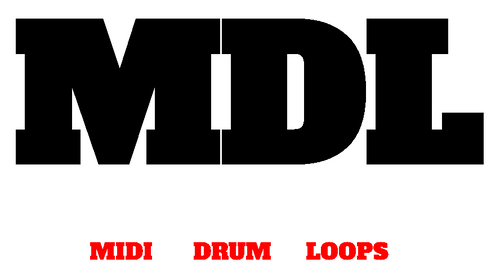 SL MIDI Drum Loops Volume 5