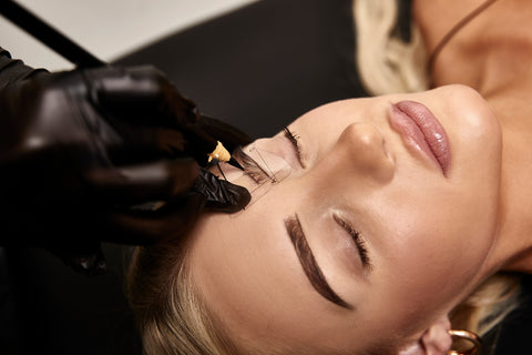 how to grow your microblading cliental - good hygiene