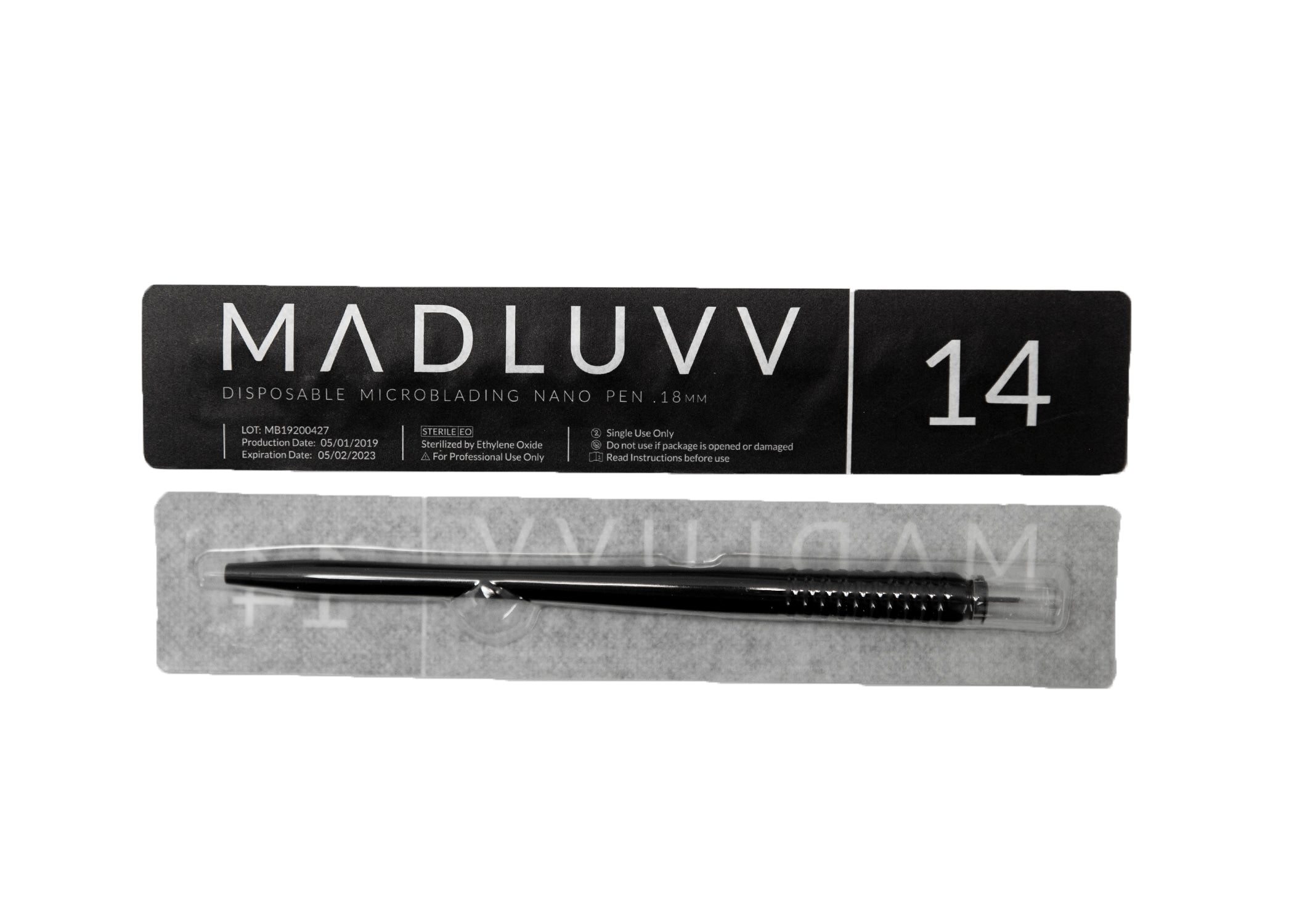 Nano 14u Disposable Microblading Pen