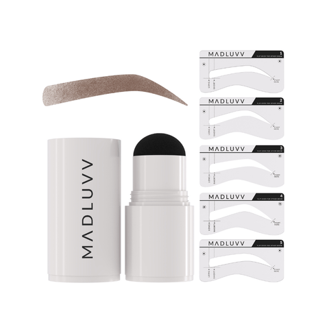 Medium Brown Brow Stamp - Refill Only
