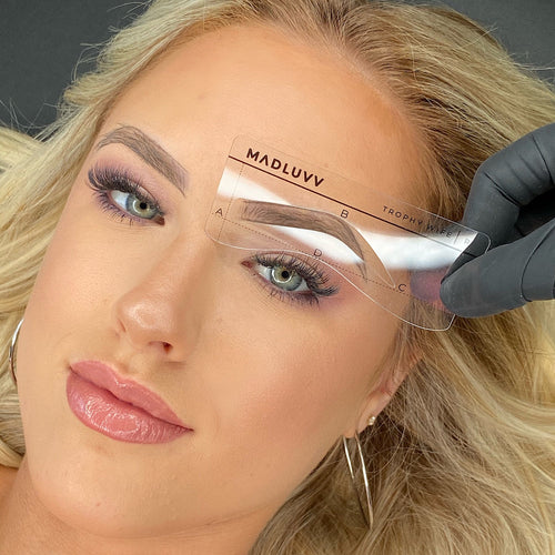 Trophy Wife Brow Stencil