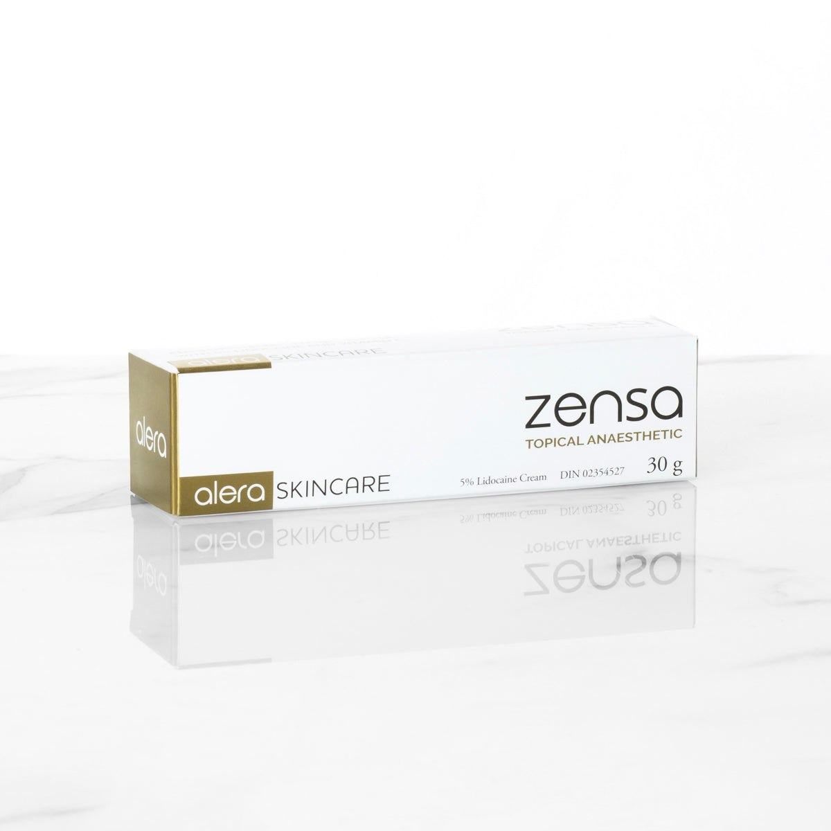 ZENSA PRE PROCEDURE ANESTHETIC NUMBING CREAM