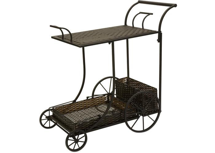 CKI Mandalay Wine Cart - Free Shipping!, Misc (furniture), IMAX, - ReeceFurniture.com - Free Local Pick Ups: Frankenmuth, MI, Indianapolis, IN, Chicago Ridge, IL, and Detroit, MI